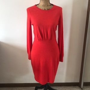 J. Crew long sleeve dress. Size small.